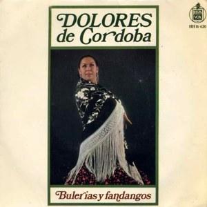 Córdoba, Dolores De - HispavoxHH 16-620