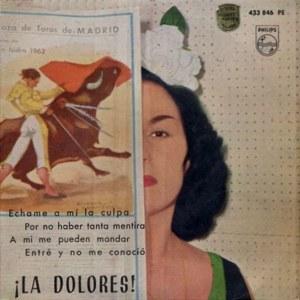 Córdoba, Dolores De - Philips433 846 PE