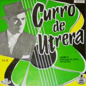 Utrera, Curro De - HispavoxHH 16- 70