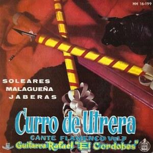 Utrera, Curro De - HispavoxHH 16-199