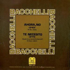 Bacchelli - Sauce (Belter)BSS-001