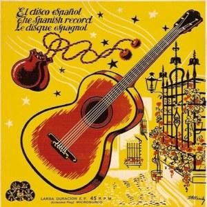 Varios Copla Y Flamenco - Odeon (EMI)DSOE 104