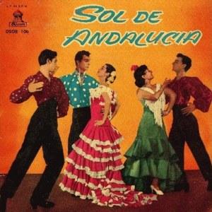 Varios Copla Y Flamenco - Odeon (EMI)DSOE 106