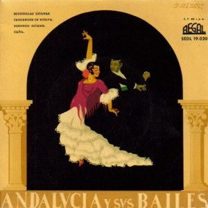 Varios Copla Y Flamenco - Regal (EMI) SEDL 19.020