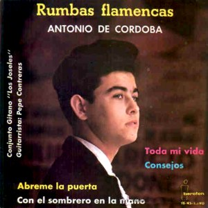 Córdoba, Antonio De - IberofónIB-45-1.190
