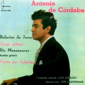 Córdoba, Antonio De - IberofónIB-45-1.140