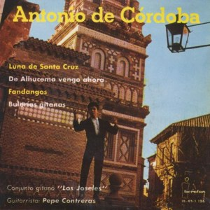 Córdoba, Antonio De - IberofónIB-45-1.156