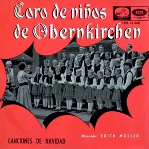 Coro De Niños De Obernkirchen - La Voz De Su Amo (EMI)7EPL 13.300