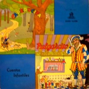 Cuentos Infantiles - Odeon (EMI)DSOE 16.026