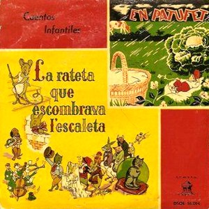 Cuentos Infantiles - Odeon (EMI)DSOE 16.014