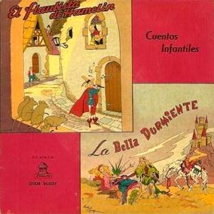 Cuentos Infantiles - Odeon (EMI)DSOE 16.027