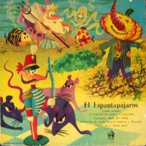 Cuentos Infantiles - Odeon (EMI)BSOE 4.012