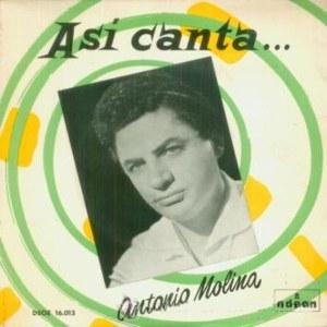 Molina, Antonio - Odeon (EMI)DSOE 16.013