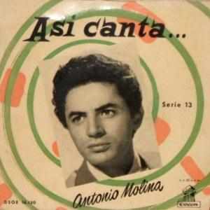 Molina, Antonio - Odeon (EMI)DSOE 16.130