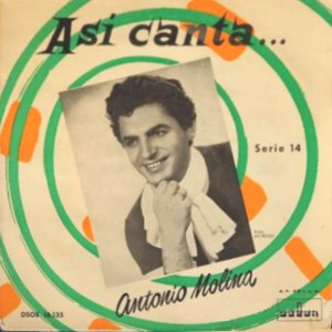 Molina, Antonio - Odeon (EMI)DSOE 16.135