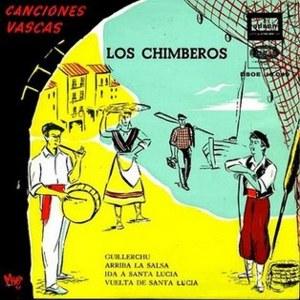 Chimberos, Los - Odeon (EMI)DSOE 16.049