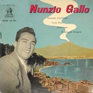 Gallo, Nunzio - Odeon (EMI)DSOE 16.159