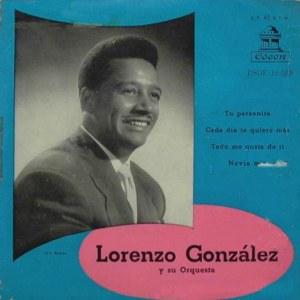 González, Lorenzo - Odeon (EMI)DSOE 16.089
