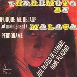 Terremoto De Málaga, La - IberofónIB-45-1.226