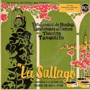 Sallago, La - RCA3-24104