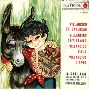 Sallago, La - RCA3-20710