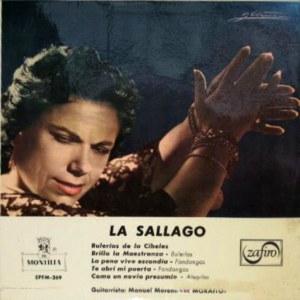 Sallago, La - Montilla (Zafiro)EPFM-269