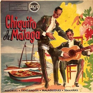 Málaga, Chiquito De - RCA3-24075