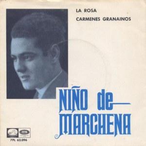 Marchena, Pepe - La Voz De Su Amo (EMI)7PL 63.096