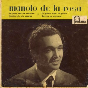 Manolo De La Rosa