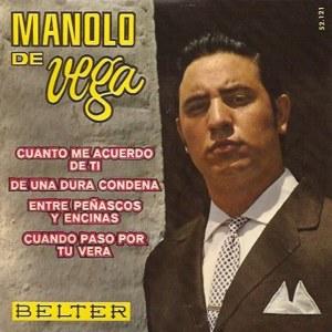 Vega, Manolo De - Belter52.121