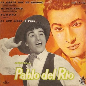 Pablo Del Río - HispavoxHH 17-118