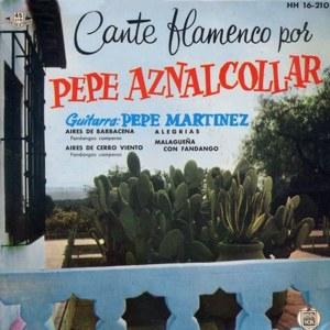 Aznalcollar, Pepe - HispavoxHH 16-210