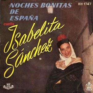 Sánchez, Isabelita - HispavoxHH 17- 47