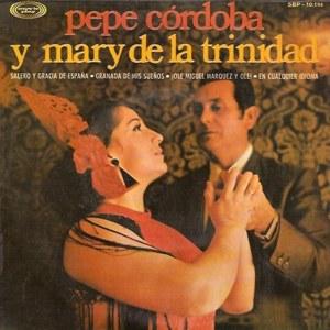 Córdoba, Pepe - MovieplaySBP 10194