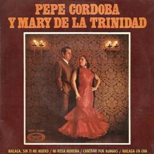 Córdoba, Pepe - MovieplaySBP 10201