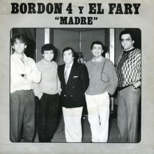 Bordón 4 - Odeon (EMI)P-070