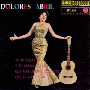 Abril, Dolores - RCA LPC-3170