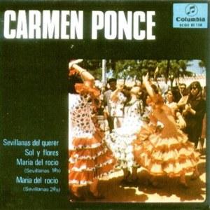 Ponce, Carmen - Alhambra (Columbia)SCGE 81158
