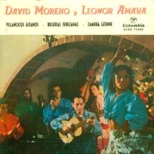 Moreno Y Leonor Amaya, David - ColumbiaECGE 71602