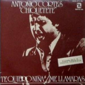 Cortés ´´Chiquetete´´, Antonio - ZafiroOOX-374