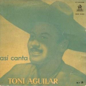 Aguilar, Antonio - Odeon (EMI)DSOE 16.220
