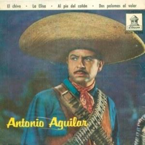 Aguilar, Antonio - Odeon (EMI)DSOE 16.354