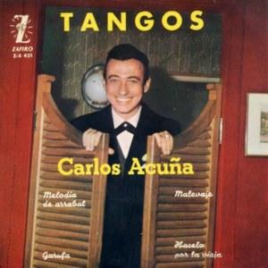 Acuña, Carlos - ZafiroZ-E 421