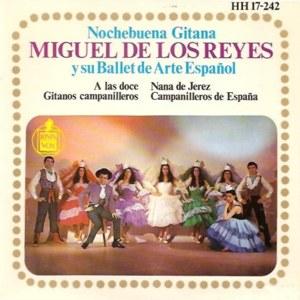 De Los Reyes, Miguel - HispavoxHH 17-242