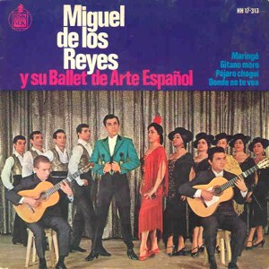 De Los Reyes, Miguel - HispavoxHH 17-313