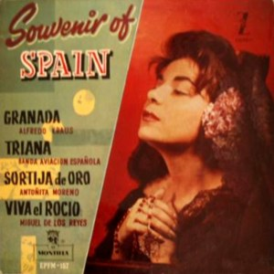 Varios Copla Y Flamenco - Montilla (Zafiro)EPFM-157