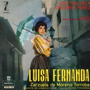 Fragmentos De Zarzuelas Y Operetas - Montilla (Zafiro)EPFM-128