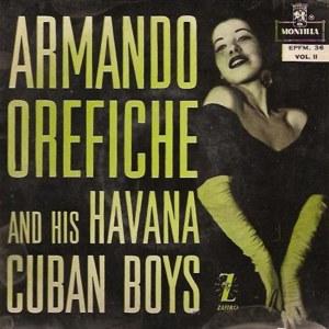Oréfiche, Armando