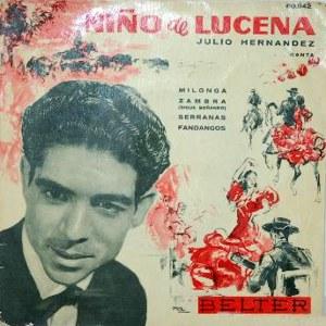 Niño De Lucena - Belter50.942
