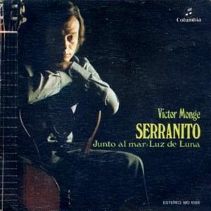 Monge ´´Serranito´´, Victor - ColumbiaMO 1588